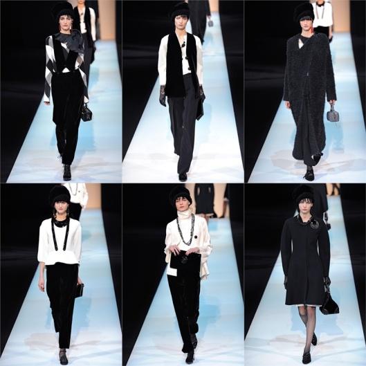 14989f574c Giorgio Armani – 2015 Spring Summer Womenswear Collection